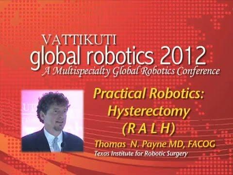 Practical Robotics- Hysterectomy