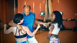 "Getulio Ramalho - Haley Tiller - Firefly - ""Dancing with Two Followers"" Workshop in Atlanta"