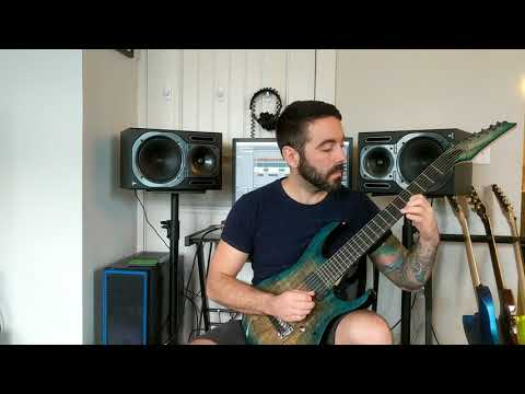 "This is a cover of ""Black Box"" by the band Intervals."