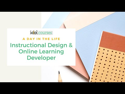 Day in the Life of an Instructional Designer / eLearning Developer ...