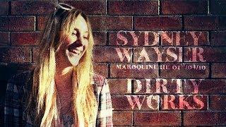 Sydney Wayser - Dirty Works (live At La Maroquinerie)