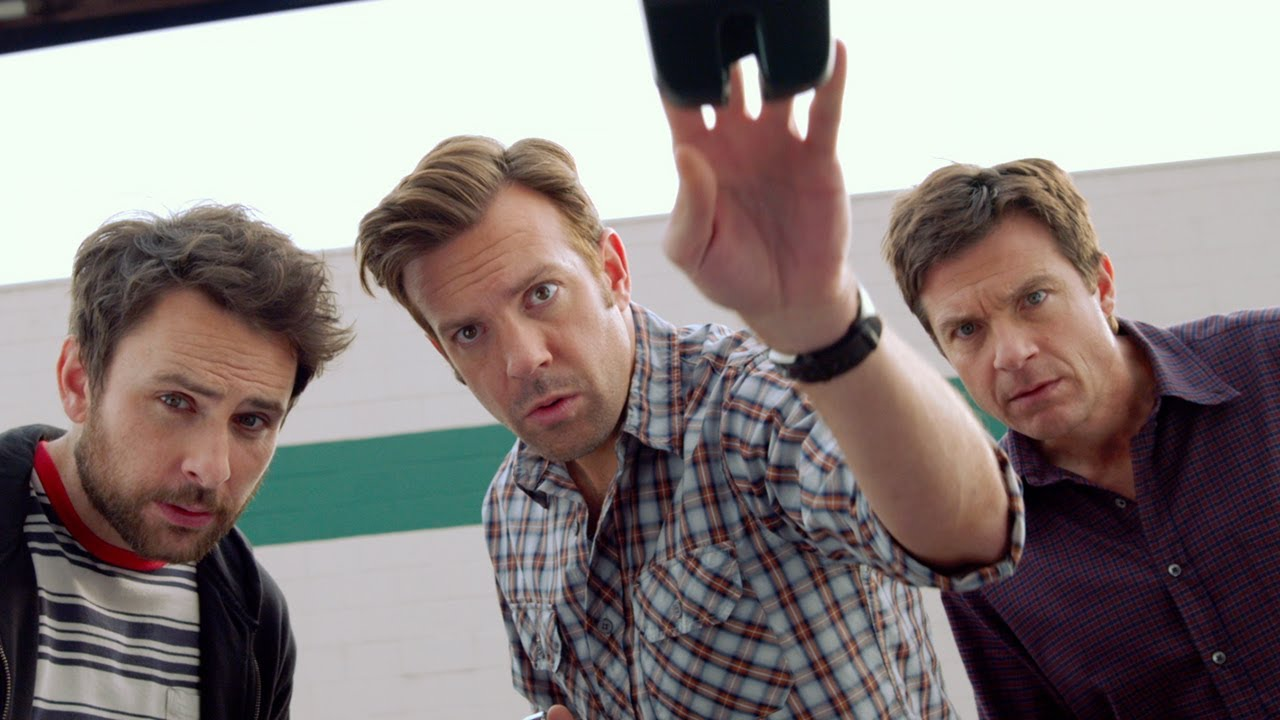 Movie Trailer:  Horrible Bosses 2 (2014)