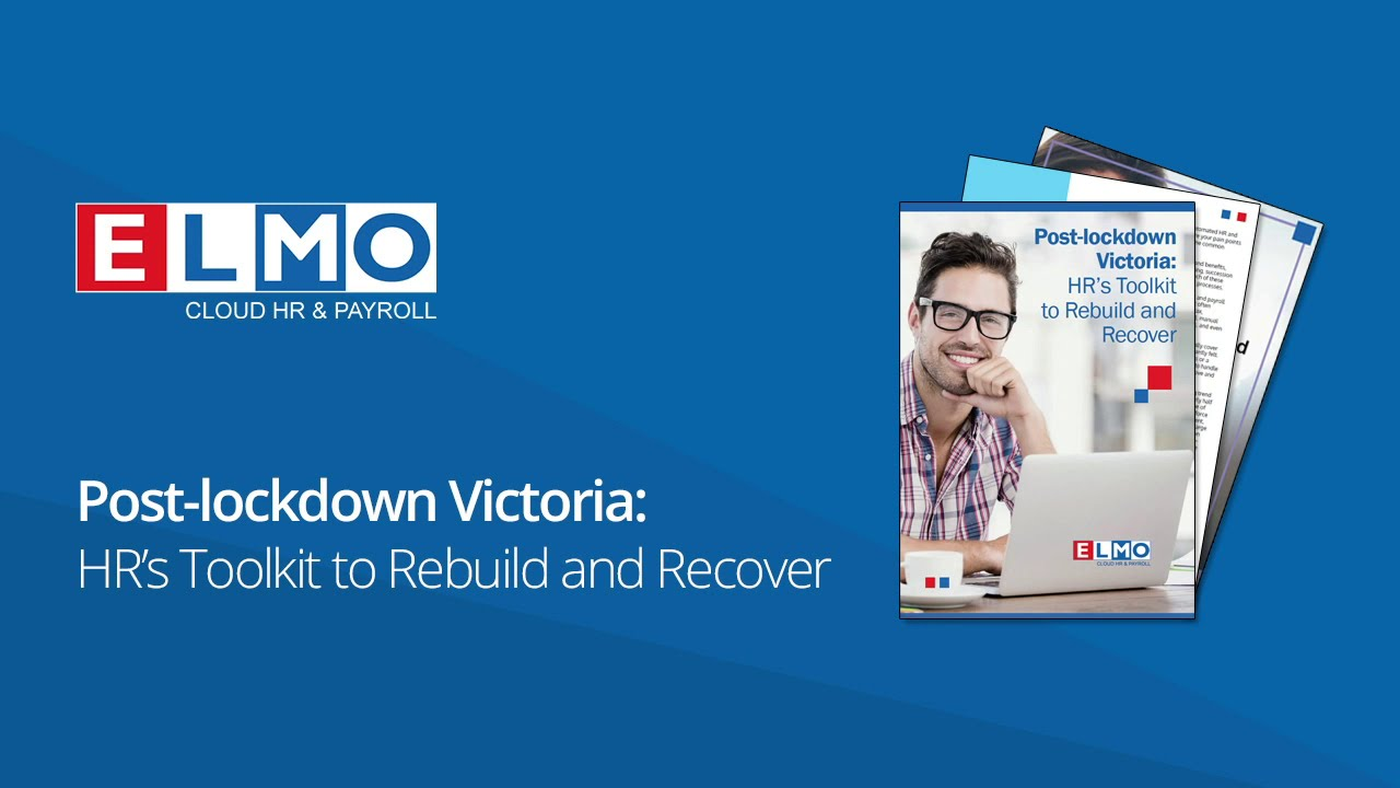 Post-lockdown Victoria: HR's Toolkit to Rebuild and Recover preview