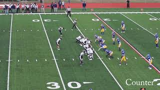 Wing T Offense Plays