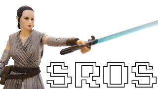 SRoS - Medicom Mafex Star Wars SWVII the Force Awakens Rey