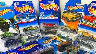 Unboxing Random Hot Wheels Toy Cars