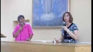 Marja - Medjugorje testimonianza (parte 1)