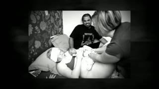 Edmonton Birth Photography - Home Birth Of Emanuel