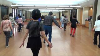 I Leave A Light On Waltz Line Dance (Choreographed by Marie Sorensen)