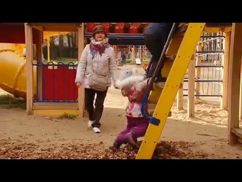 Ρωσία: Γιαγιάδες βοηθούν εθελοντικά οικογένειες παιδιών με ειδικές ανάγκες…