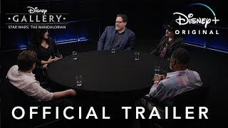 Disney Gallery : The Mandalorian Trailer (VO)
