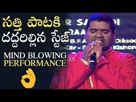 V6 teenmar Bithiri Sathi Mind Blowing Singing Performance 2019
