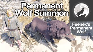 Permanent Wolf Summon