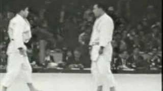 Judo Tokyo 1964: Opening Nage-no-Kata Demonstration