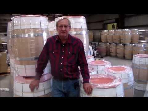 Prepping Barrels for Storage