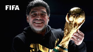 Maradona: 'The most beautiful thing that can happen!'
