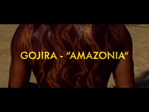 Gojira - Amazonia [OFFICIAL VIDEO] online metal music video by GOJIRA