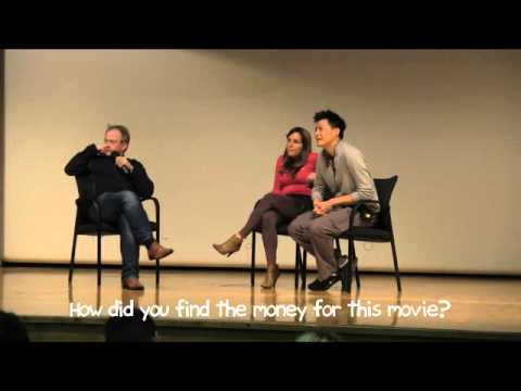 Robin Ince Interviews Jorge Cham and Alexandra Lockwood for The PHD Movie