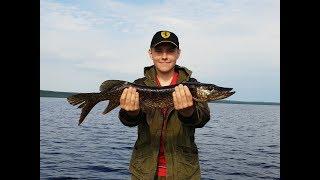 Рыбалка в озерах пермского края