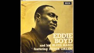 EDDIE BOYD (Clarksdale , Mississippi , U.S.A) - Night Time  Is The Right Time