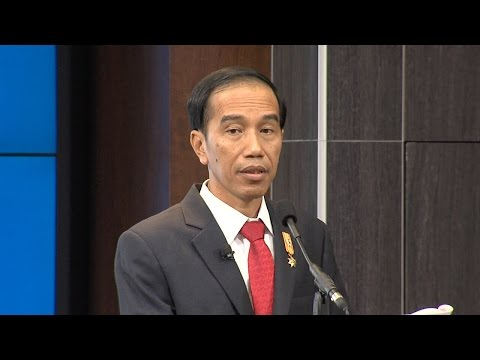 Pres. Joko Widodo, Indonesia: Islam And Democracy