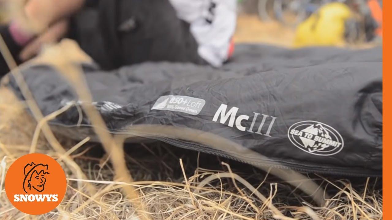 Micro MCIII Sleeping Bag (-2°)