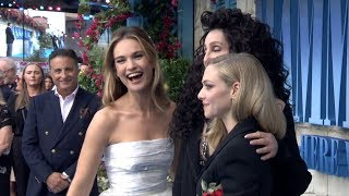 MAMMA MIA! 2 Here We Go Again WORLD PREMIERE