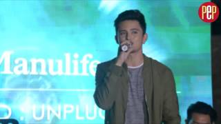 James Reid sings 'Cool Down'