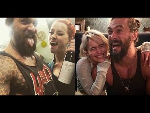 you'll wish you could hang with jason momoa after watching this video