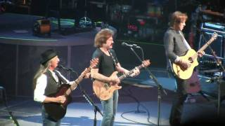 "The Doobie Brothers- ""Clear as the Driven Snow"" (HD) Live on July 2, 2010"