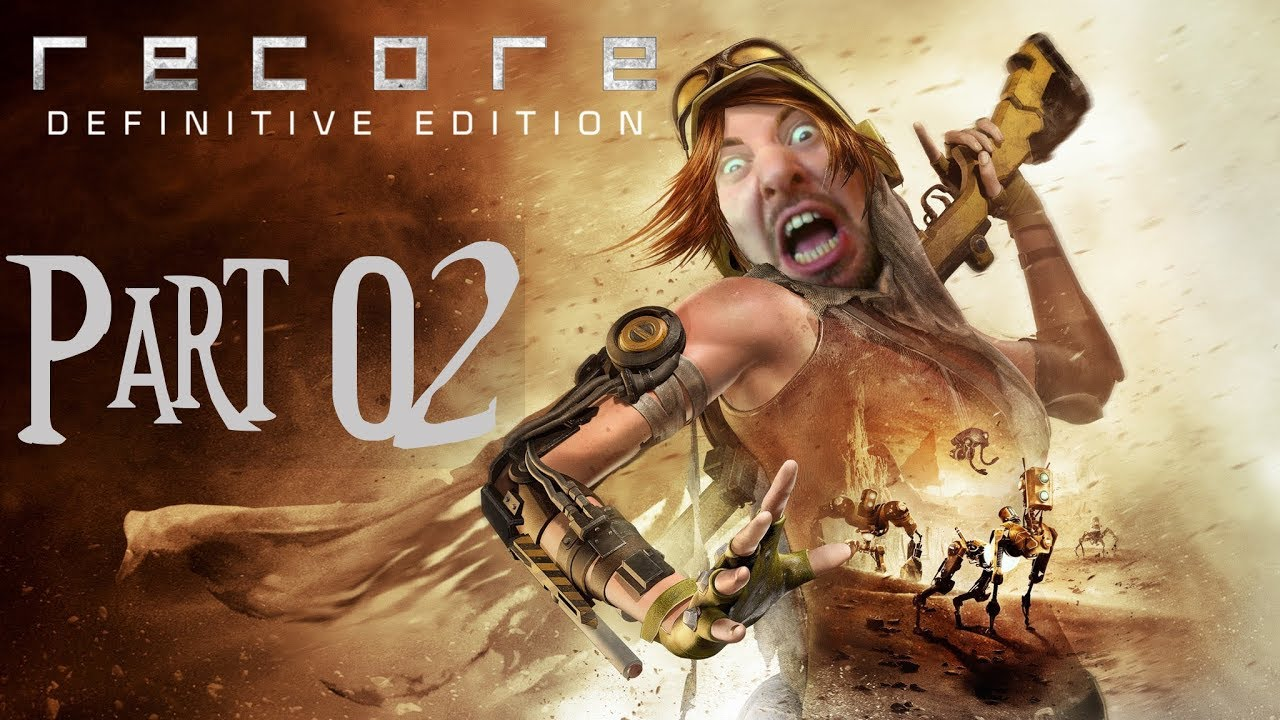 ReCore Definitive Edition – Part 02