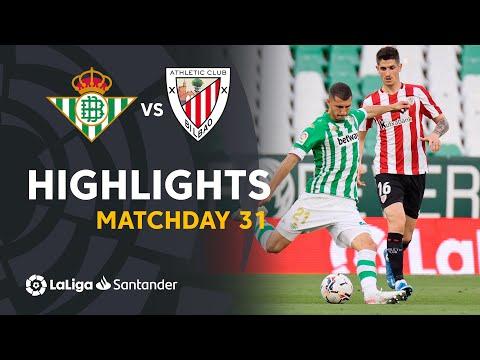 ⚽ HIGHLIGHTS I Real Betis 0-0 Athletic Club I LaLiga Matchday 31