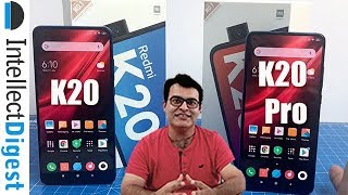 Are You Confused Between Xiaomi Redmi K20 VS Xiaomi Redmi K20 Pro?