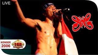 KONSER - Slank - Mars Slankers Dan Tong Kosong (Live Konser Mataram 01 Desember 2006)