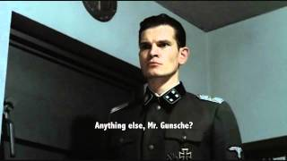 Hitler is informed Subtitlecomedy is making a test video.