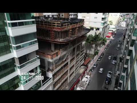 Black Piano - Andamento Obra - Abril 2020