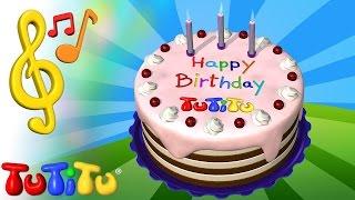 TuTiTu Toys and Songs for Children | Birthday Cake
