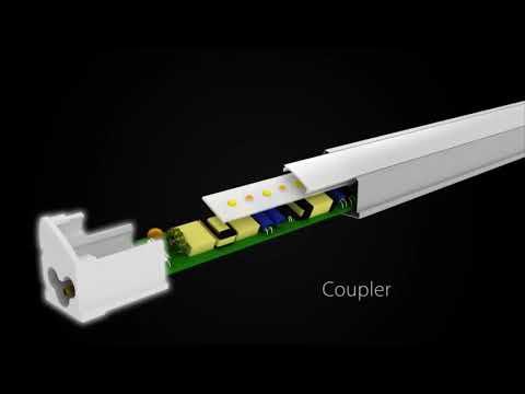 Đèn LED Tuýp T5 Draco
