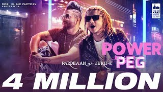 Power Peg Ft.Sukh-E  Pardhaan