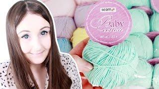 Новая пряжа ♥ Baby Cotton, Пехорка Винтажная, хлопок