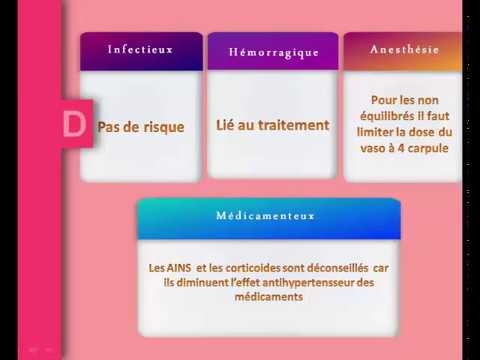 Indications LFK et contre lhypertension