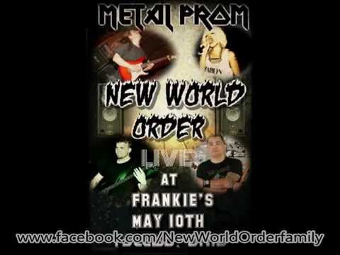 New World Order LIVE @ Frankies Inner City Promo May 10th 2014