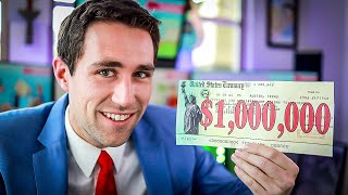 Stimulus Checks Round #2: Will you get the $1,000,000 Check?