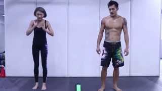 減肥瘦身系列 - 超燃脂tabata 8分鐘間歇訓練tabata workout 8 minutes by 丁小羽 抹茶