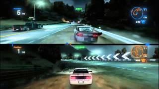 BLUR Gameplay PC HD