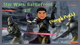 BattleFront 2: Thoughts & Gameplay (Multiplayer Beta)!!