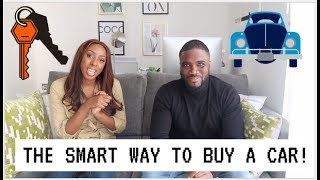 HOW TO BUY A CAR THE SMART WAY FT THE CAR BUYING GURU | Style With Substance