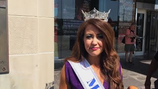 Miss America winner clarifies Trump comments