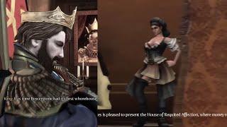 Fable III Opening Brothel & Using It
