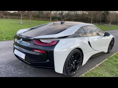 BMW i8 Coupe Video